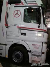 راس شاحنة مرسيدس اكترس