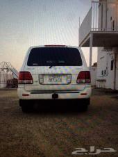 جيب لكزس 2007ال اكس سعودي