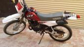 دراجة نارية للبيع صحراوي ياماها (دباب صحراوي )