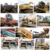 قطع غيار معدات الثقيله (تشليح )  0508290208