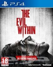 The Evil Within PS4 للبيع او البدل
