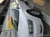 هونداي سوناتا 2008 اللون ابيض للبيع
