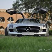 مرسيدس بنزل اس ال اس SLS AMG