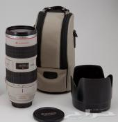 CANON EF 70-200MM F 2.8L IS II USM