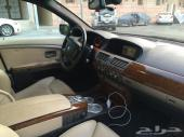 للبيع BMW موديل2006 الفئه السابعه اللون اسود فل كامل حجم 740 نظيف شرط