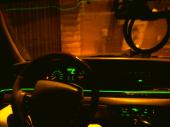 شريط الانارة الداخلية للديكورات بعدة الالون لجميع السيارات ... كما داخلية المرسيدس اليخت