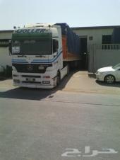 للايجار او للبيع شاحنة