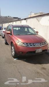 murano 2005 with good condition for sale
