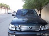 جيب لكزس سعودي 2001 فل كامل مجهز للبيع