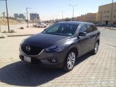 مازدا CX9 فل كامل 2013 بحالة ممتازة - الرياض