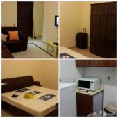 شقة غرفة وصالة للاجار الشهري والسنوي بشارع حراء جدة