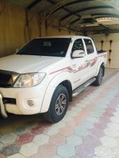 هايلوكس دبل فل كامل سعودي قير تماتيك 2011