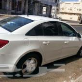 سيارة شيفرولية كروز موديل 2012م