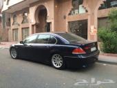 للبيع .. 2005 .. BMW الحوت ... او البدل بونيت
