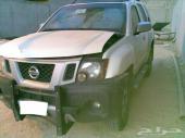 جيب نيسان اكستيرا 2009 OF ROAD  فل كامل قير عادي ودفلك .