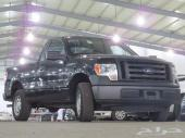 فورد F150 2012   أسود غمارة السعر 49900 ريال