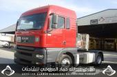 للبيع شاحنات مان الشاصي 088274موديل 2007