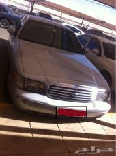 Ford Crown Victoria 2000 Model