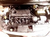كيا سبورتاج ستاندارد 2000 cc  للتنازل موديل 2012