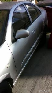 نيسان صنى 2010 نظيفة للبدل بسيارة مناسبة