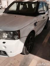 يوجد سياره رنج روفر موديل 2007 للبيع في مدينه الرياض