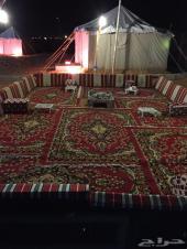 مخيم خيام استراحه للايجار