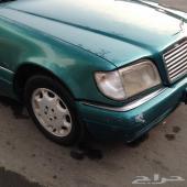 مرسيدس شبح V8 S500 موديل 1998