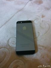 ايفون 5s اسود 32 جيجا استخدام يومين
