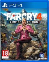 للبيع لعبة (FARCRY4 (limited edition على PS4