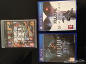 أشرطة بلايستيشن 3 و 4 .. GTA V - Killzone - Murder Soul Suspect