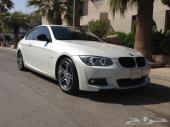 BMW موديل 2012 325i كوبيه بحالة الوكالة تماما وممشى قليل (مخزنة) وارد الناغي