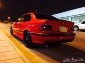 للبيع BMW 1994 معدل مكينه وقير 2JZ