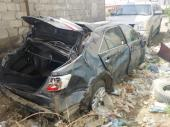 سيارة كامري 2012 تشليح