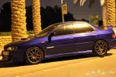 Subaru STI Gc8 full Modification