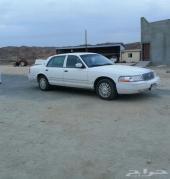 فورد 2004  ماركيز  سعودي نظيف