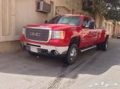 سييرا 2009 لون احمر غمارتين SLT فل كامل ماشي 130الف كيلو فقط الحد 83الف