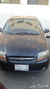 سيارة شيفروليه افيو 2007 للبيع