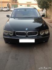 بي ام دبليو BMW الفئة السابعه 745 مديل 2005