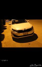 سياره كيا اوبتيما 2013