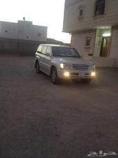 جيب لكزس Lx 470 سعودي موديل 2007 بدي وكالة.