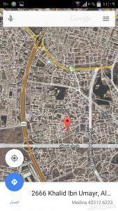 بيت شعبي بالمدينة المنورة