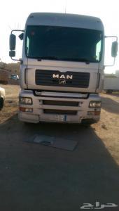 رأس شاحنة MAN 2003