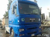 شاحنة مان راس للبيع موديل 2003