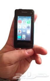 اصغر واحدث جوال اندرويد في العالم بنفس شكل الاي فون c وبسعر 400 ريال فقط