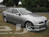 عاجل للبيع تشليح او اصلاح BMW 520I 2004