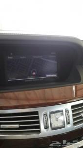 مرسيدس S550. 2007 بانوراما شبه جديد