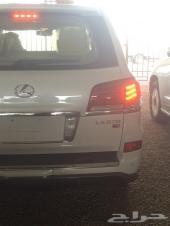 لكزز 2014 سعودي ماشي 6000