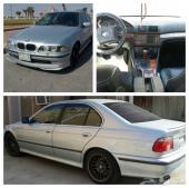 للبيع BMW540i موديل 1998 كامل المواصفات