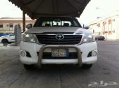 هايلوكس 2012 غمارة GLX سعودي  للبيع