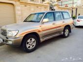 السيارة لاند كلوزر GXRتماتيك